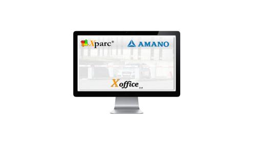 Parking: Xparc - Amano